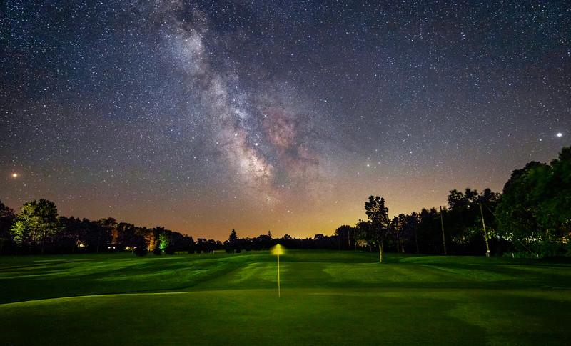 Galaxy Golf - Pathfinder 2018