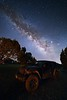 A Jeep Milky Way