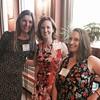 From left, Katie Lamie of Newburyport, Megan Murphy of Salem and Jessica Wilson of Tyngsboro.
