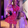 Mill City Grows co-founder/co-director Lydia Sisson of Lowell with adorable daughters Giovanna and Layla Mitchell