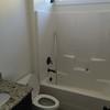 First floor bath.