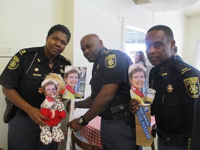 Dekalb County Sheriff's officers