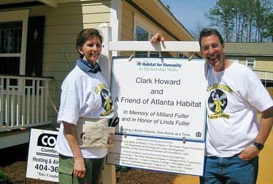 09 -3-21 Linda Fuller and Clark Howard