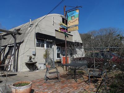 Cafe Campesino, on Spring Street, Feb. 25, 2014.