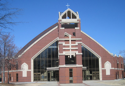 Ebenezer Baptist Church, Atlanta - lcf
