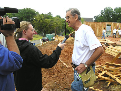 2006 - 09 Shreveport L&M Fuller Blitz Media Interview