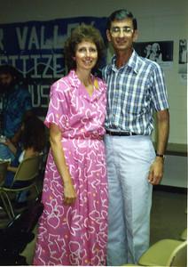 1987 - Millard and Linda Fuller