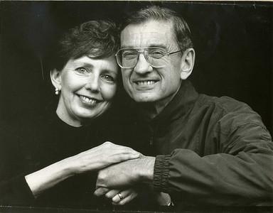 1988 - Millard and Millard Fuller.