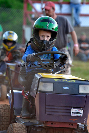 2014-05-03 Rebels and Redneck Mower Races