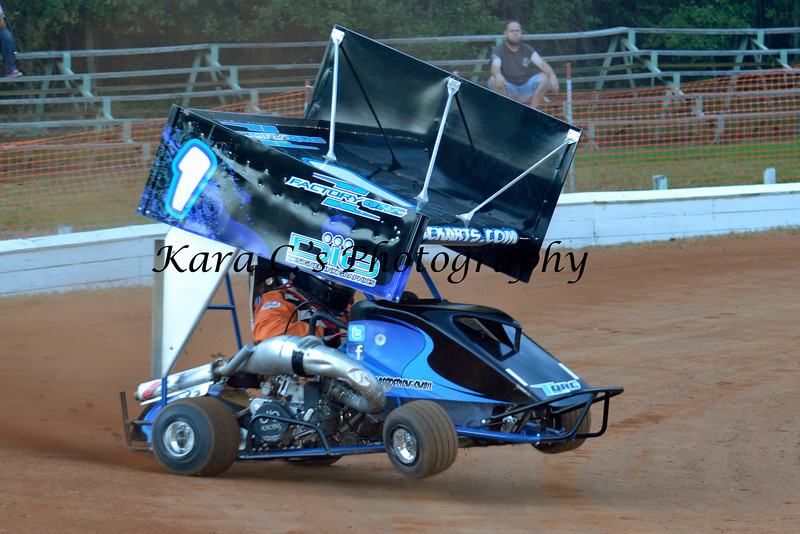 09-04-13 Mini Outlaws at Iredell Fair