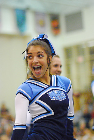 2008 NWD Cheer Competition