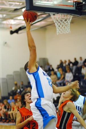 Millbrook Basketball 2008 - 2009