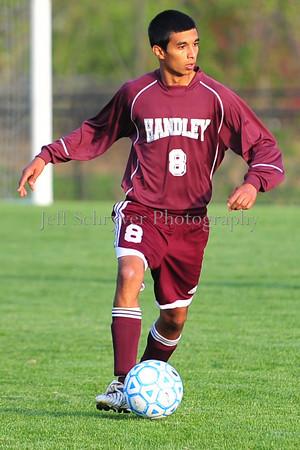 Handley vs Millbrook Soccer