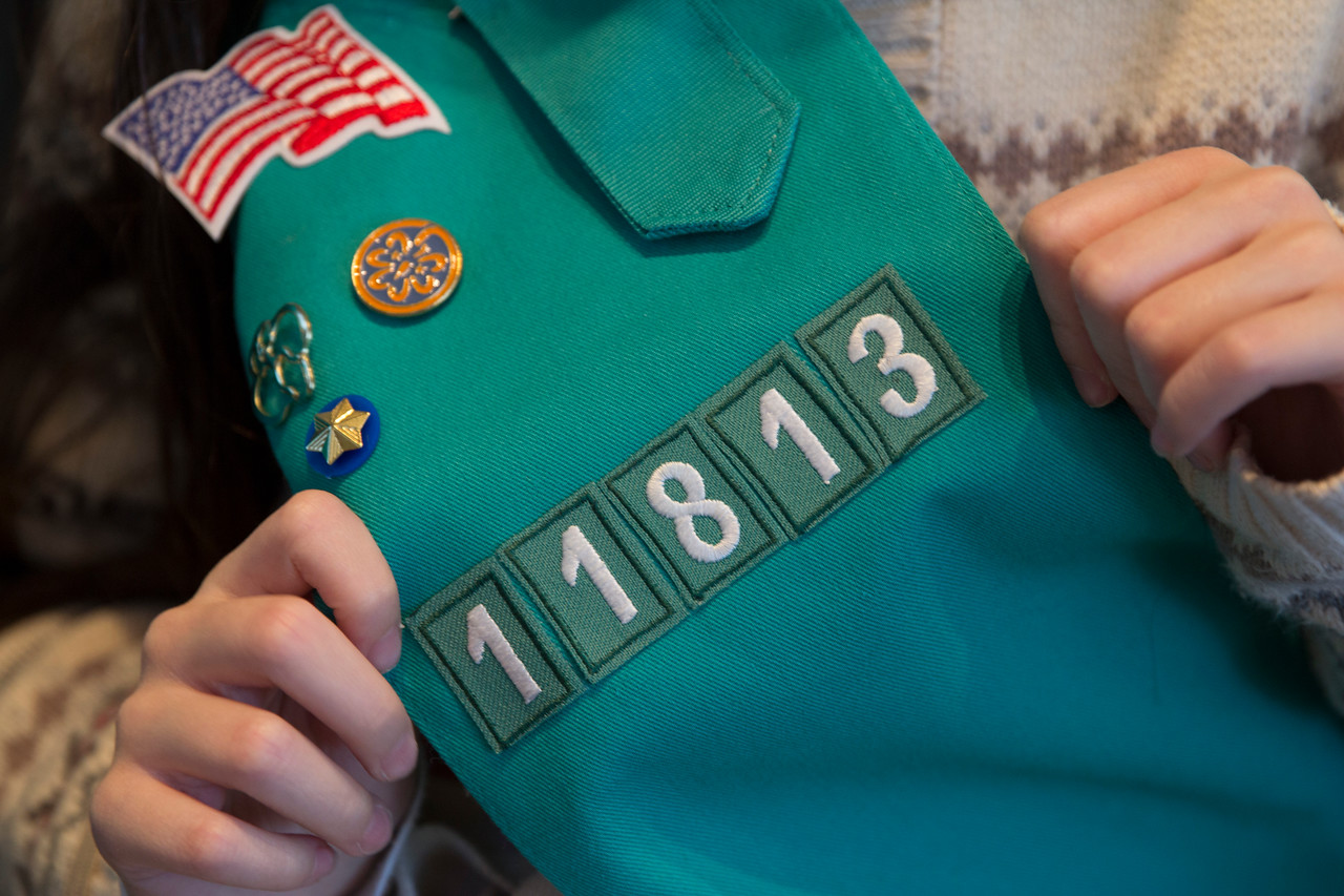 Girl Scout Troup 11813
