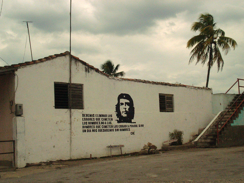 Baraguà, centro Cuba 2010