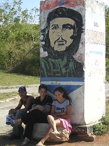 Sulla strada per Mariel, ovest Cuba 2006
