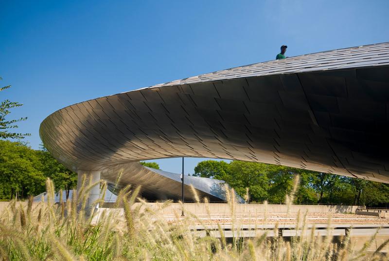 BP Bridge at Millennium Park