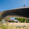 BP Bridge at Millennium Park