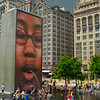 Crown fountain, Millennium Park