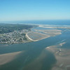Waldport Oregon area.<br /> Our house was right above the arch in the bridge.