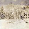 Snowy Day at Lynchburg Female Orphan Asylum (03307)