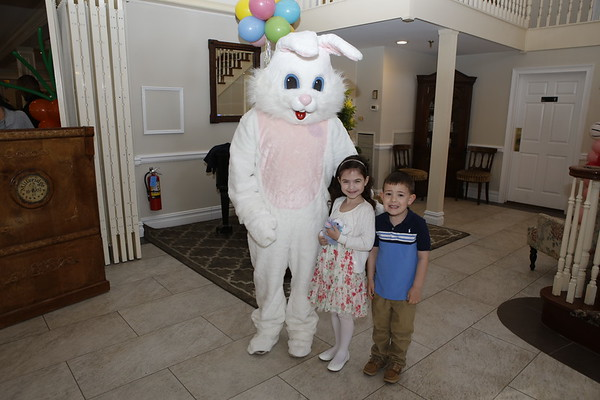 Milleridge 2017 Breakfast w/ the Easter Bunny