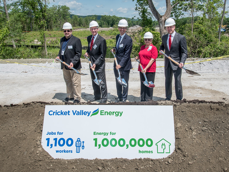 Cricket Valley Energy Groundbreaking