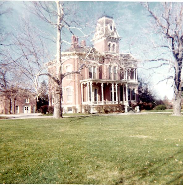 James B. Millikin Home