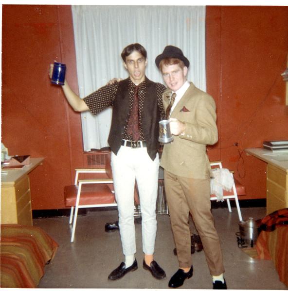 "TKE ""Freak-Out"":  David Albright & Randy Thompson"