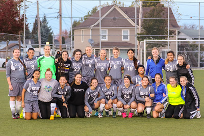 Mills College @ Trinity Lutheran College Womens Soccer