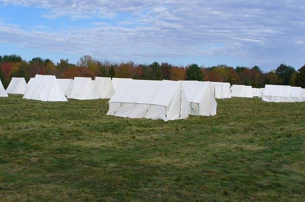 Mills SAR Booth - October 2010