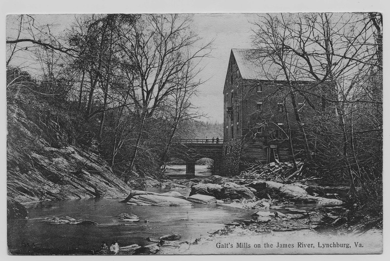 Galt's Mill on the James River (03032)