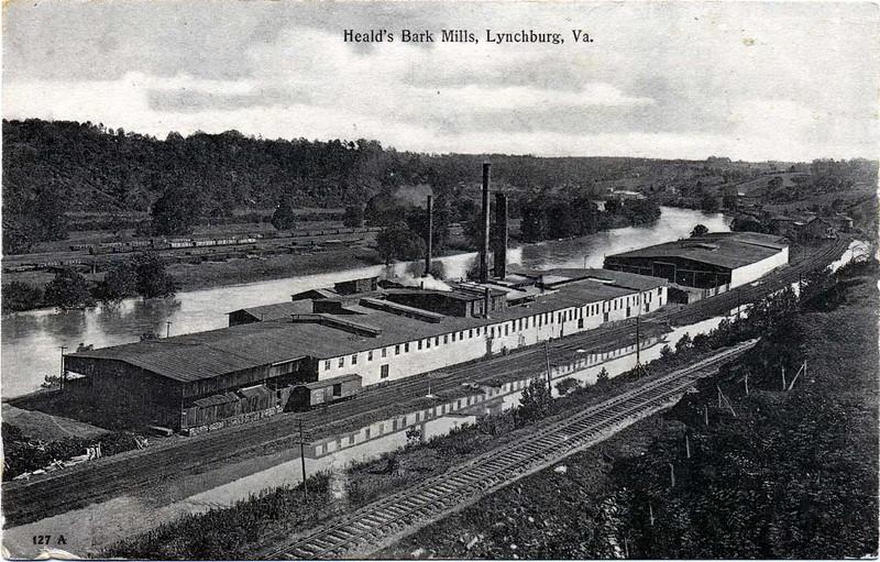 Heald's Bark Mills (03014)