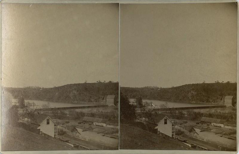 Scott's Mill and Dam (07464)