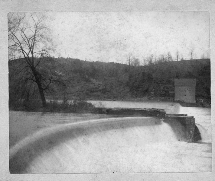 Scott's Mill and Dam (07173)