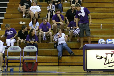 Fans and Staff--Fall of 2008