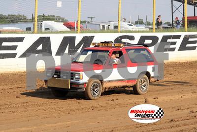 All Star late models/stocks-trucks-6-26-11