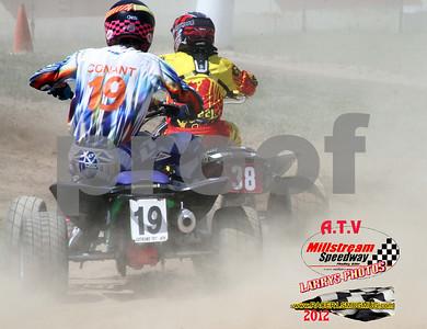 Millstream ATVs pt 1/ 6-23-12