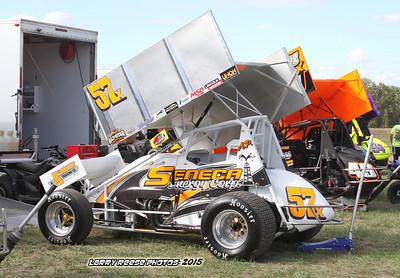 Millstream Speedway --9-27-15