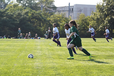 Milltown Girls Soccer