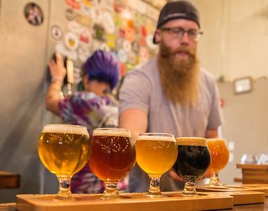 Glasstown Brewery, Millville, 11/25/16