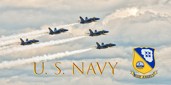 The Blue Angels at Millville Airport