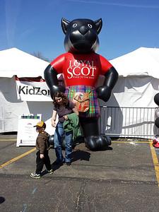 Great Scot at CMU Carnival