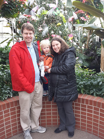 Milo at Phipps 1/1/14