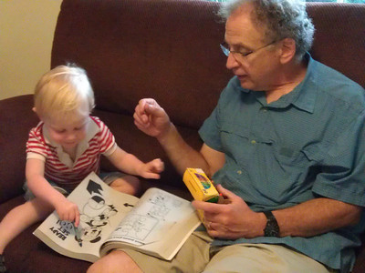 coloring with Granpop