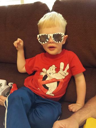 Milo turns 3