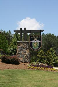 Arcaro Triple Crown Milton Georgia Estate Community