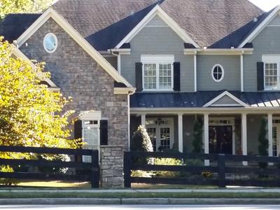Milton Georgia Homes