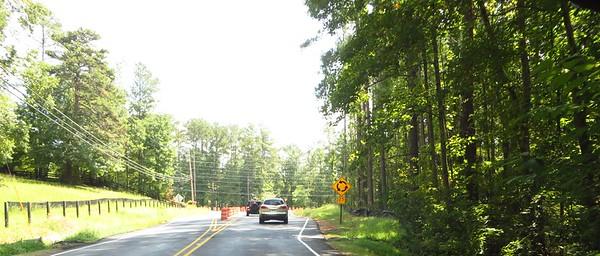 Hopewell Road RoundAbout Milton Georgia (8)
