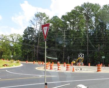 Hopewell Road RoundAbout Milton Georgia (10)